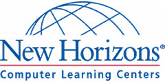 New Horizons official logo color