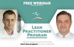 Lean Practitioner Program webinar with Vasil Petrov and Cevdet Özdoğan